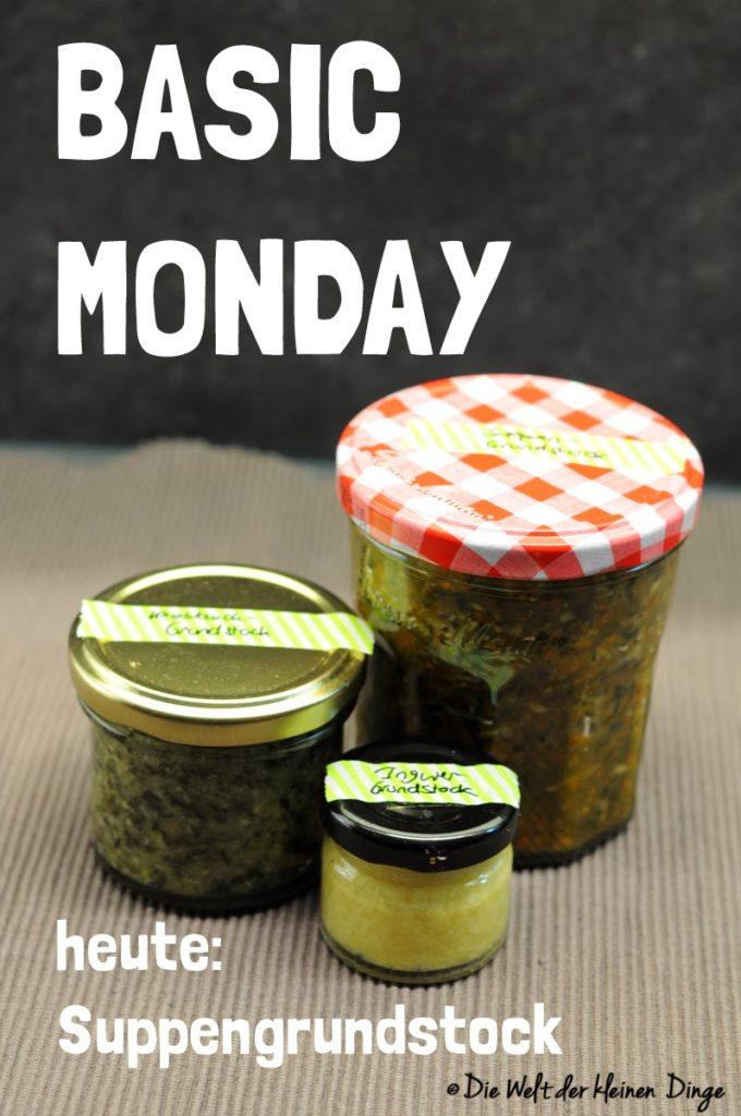 Die Welt der kleinen Dinge: Basic Monday