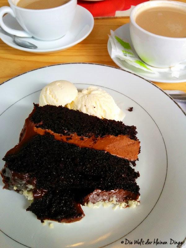 Irland: Chocolate Cake