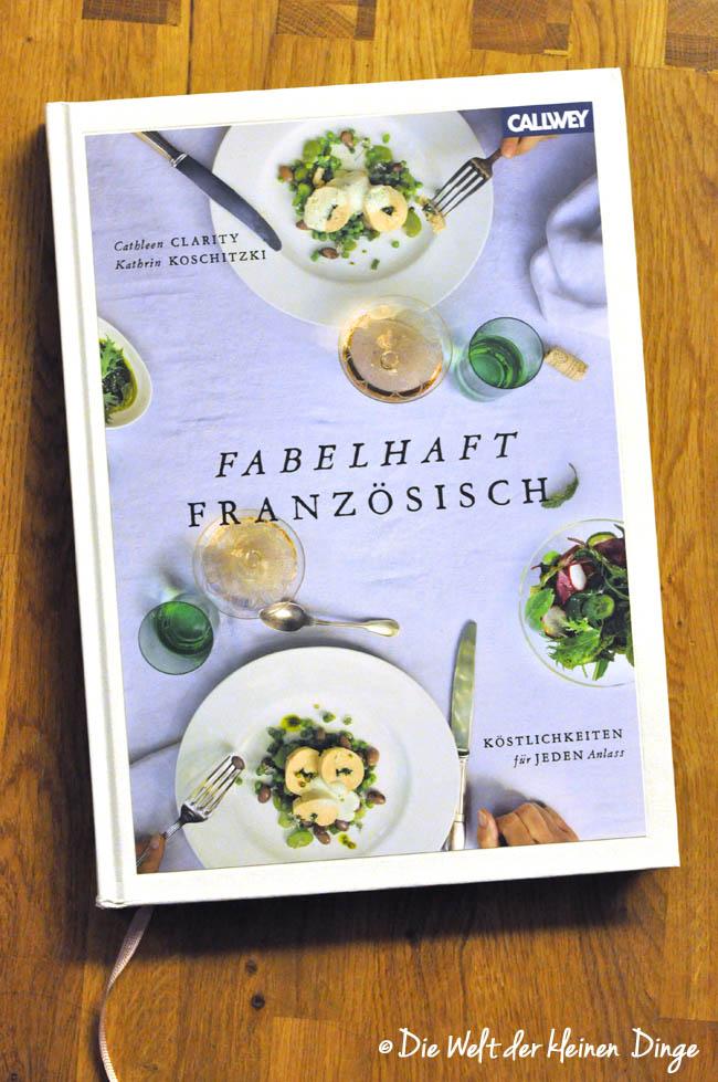 fabelhaft französisch, kochbuch-challenge, frankreich