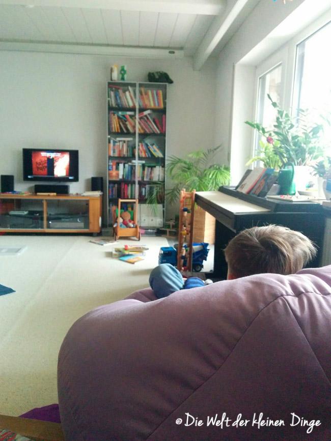 Wohnzimmer, Kinderfernsehen