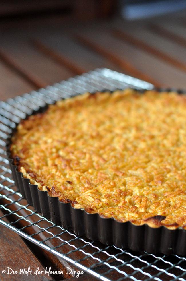 Butter-Apfelkuchen, Butter, Apfel, Apple, Tarte, Kuchen